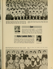 Page 151, 1958 Edition, Colorado State University Fort Collins - Silver Spruce Yearbook (Fort Collins, CO) online yearbook collection