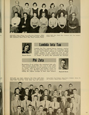 Page 153, 1958 Edition, Colorado State University Fort Collins - Silver Spruce Yearbook (Fort Collins, CO) online yearbook collection