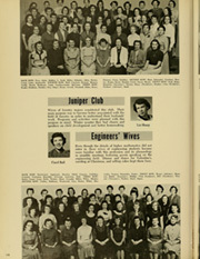 Page 160, 1958 Edition, Colorado State University Fort Collins - Silver Spruce Yearbook (Fort Collins, CO) online yearbook collection