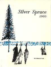 1960 Edition, Colorado State University Fort Collins - Silver Spruce Yearbook (Fort Collins, CO)