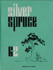 1962 Edition, Colorado State University Fort Collins - Silver Spruce Yearbook (Fort Collins, CO)