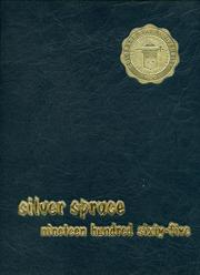 1965 Edition, Colorado State University Fort Collins - Silver Spruce Yearbook (Fort Collins, CO)
