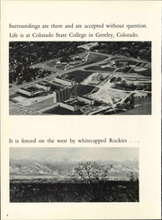 Page 12, 1968 Edition, Colorado State University Fort Collins - Silver Spruce Yearbook (Fort Collins, CO) online yearbook collection