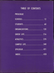 Page 8, 1969 Edition, Colorado State University Fort Collins - Silver Spruce Yearbook (Fort Collins, CO) online yearbook collection