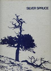 1972 Edition, Colorado State University Fort Collins - Silver Spruce Yearbook (Fort Collins, CO)