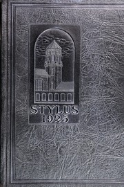 Page 1, 1925 Edition, Glendale High School - Stylus Yearbook (Glendale, CA) online yearbook collection