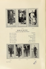 Page 15, 1925 Edition, Glendale High School - Stylus Yearbook (Glendale, CA) online yearbook collection