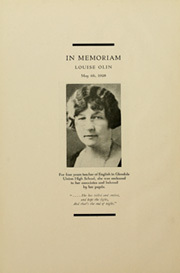 Page 10, 1928 Edition, Glendale High School - Stylus Yearbook (Glendale, CA) online yearbook collection