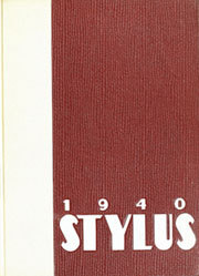 Page 1, 1940 Edition, Glendale High School - Stylus Yearbook (Glendale, CA) online yearbook collection
