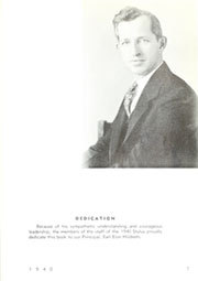 Page 11, 1940 Edition, Glendale High School - Stylus Yearbook (Glendale, CA) online yearbook collection