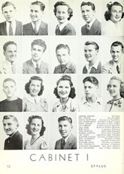 Page 16, 1940 Edition, Glendale High School - Stylus Yearbook (Glendale, CA) online yearbook collection