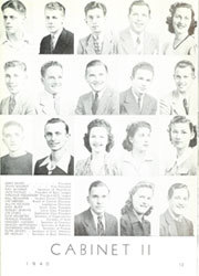 Page 17, 1940 Edition, Glendale High School - Stylus Yearbook (Glendale, CA) online yearbook collection