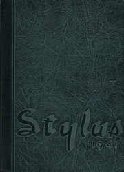 Page 1, 1941 Edition, Glendale High School - Stylus Yearbook (Glendale, CA) online yearbook collection