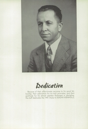Page 11, 1941 Edition, Glendale High School - Stylus Yearbook (Glendale, CA) online yearbook collection