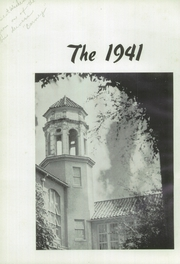 Page 6, 1941 Edition, Glendale High School - Stylus Yearbook (Glendale, CA) online yearbook collection
