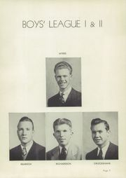 Page 13, 1943 Edition, Glendale High School - Stylus Yearbook (Glendale, CA) online yearbook collection