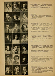 Page 14, 1946 Edition, Glendale High School - Stylus Yearbook (Glendale, CA) online yearbook collection