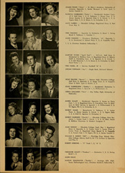 Page 17, 1946 Edition, Glendale High School - Stylus Yearbook (Glendale, CA) online yearbook collection