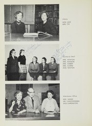 Page 14, 1954 Edition, Glendale High School - Stylus Yearbook (Glendale, CA) online yearbook collection