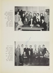 Page 17, 1954 Edition, Glendale High School - Stylus Yearbook (Glendale, CA) online yearbook collection