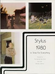 Page 5, 1980 Edition, Glendale High School - Stylus Yearbook (Glendale, CA) online yearbook collection