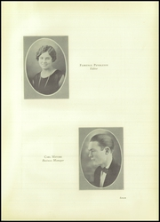 Page 11, 1925 Edition, San Bernardino High School - Tyro Yearbook (San Bernardino, CA) online yearbook collection