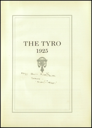 Page 9, 1925 Edition, San Bernardino High School - Tyro Yearbook (San Bernardino, CA) online yearbook collection