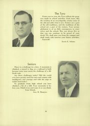 Page 16, 1935 Edition, San Bernardino High School - Tyro Yearbook (San Bernardino, CA) online yearbook collection