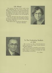 Page 17, 1935 Edition, San Bernardino High School - Tyro Yearbook (San Bernardino, CA) online yearbook collection