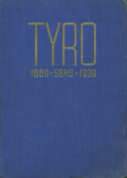 Page 1, 1939 Edition, San Bernardino High School - Tyro Yearbook (San Bernardino, CA) online yearbook collection