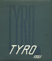 1951 Edition, San Bernardino High School - Tyro Yearbook (San Bernardino, CA)