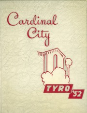 1952 Edition, San Bernardino High School - Tyro Yearbook (San Bernardino, CA)