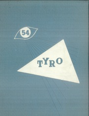 1954 Edition, San Bernardino High School - Tyro Yearbook (San Bernardino, CA)