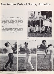 Page 121, 1965 Edition, San Bernardino High School - Tyro Yearbook (San Bernardino, CA) online yearbook collection
