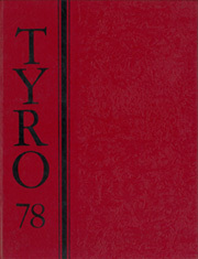 1978 Edition, San Bernardino High School - Tyro Yearbook (San Bernardino, CA)