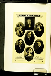 Page 10, 1924 Edition, Pontiac Senior High School - Quiver Yearbook (Pontiac, MI) online yearbook collection