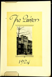 Page 7, 1924 Edition, Pontiac Senior High School - Quiver Yearbook (Pontiac, MI) online yearbook collection