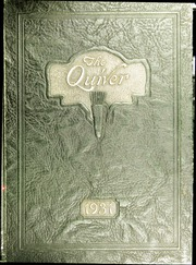 Page 1, 1931 Edition, Pontiac Senior High School - Quiver Yearbook (Pontiac, MI) online yearbook collection