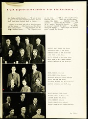 Page 17, 1940 Edition, Pontiac Senior High School - Quiver Yearbook (Pontiac, MI) online yearbook collection