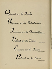 Page 8, 1943 Edition, Pontiac Senior High School - Quiver Yearbook (Pontiac, MI) online yearbook collection