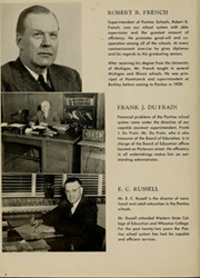 Page 10, 1944 Edition, Pontiac Senior High School - Quiver Yearbook (Pontiac, MI) online yearbook collection