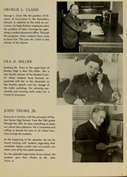Page 11, 1944 Edition, Pontiac Senior High School - Quiver Yearbook (Pontiac, MI) online yearbook collection