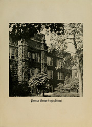 Page 7, 1944 Edition, Pontiac Senior High School - Quiver Yearbook (Pontiac, MI) online yearbook collection