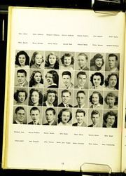 Page 16, 1945 Edition, Pontiac Senior High School - Quiver Yearbook (Pontiac, MI) online yearbook collection