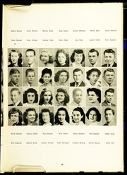 Page 17, 1945 Edition, Pontiac Senior High School - Quiver Yearbook (Pontiac, MI) online yearbook collection