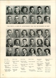 Page 24, 1949 Edition, Pontiac Senior High School - Quiver Yearbook (Pontiac, MI) online yearbook collection