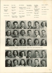 Page 25, 1949 Edition, Pontiac Senior High School - Quiver Yearbook (Pontiac, MI) online yearbook collection
