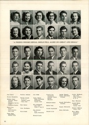 Page 26, 1949 Edition, Pontiac Senior High School - Quiver Yearbook (Pontiac, MI) online yearbook collection