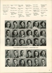 Page 27, 1949 Edition, Pontiac Senior High School - Quiver Yearbook (Pontiac, MI) online yearbook collection