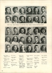 Page 28, 1949 Edition, Pontiac Senior High School - Quiver Yearbook (Pontiac, MI) online yearbook collection